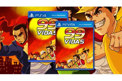 99Vidas Physical Edition Announced For PS Vita & PS4 ...