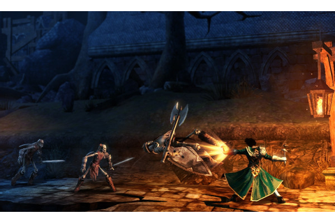 Castlevania: Lords of Shadow – Mirror of Fate HD Xbox 360 ...