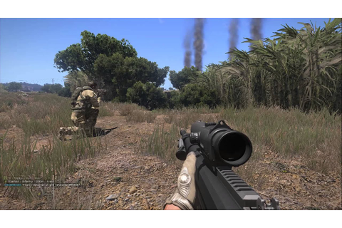ArmA 3 Gameplay -- Altis -- Operation Hog Cove - YouTube