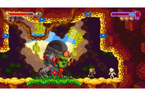 Iconoclasts review: Explore, upgrade, skip the dialogue ...