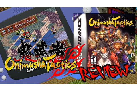 Onimusha Tactics (Gameboy Advance) Review & Gameplay - YouTube