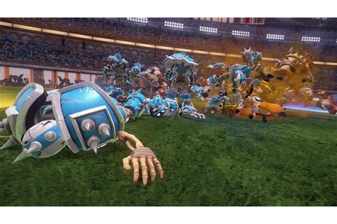 Mutant League Football Gameplay Revealed