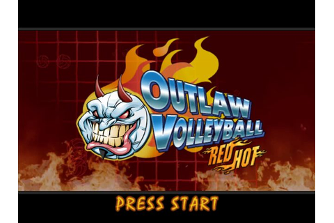 Outlaw Volleyball (2003) by Hypnotix Xbox game