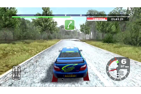 [AIOPL] Colin McRae Rally 2005 XBOX CLASSIC - YouTube