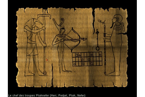 Egypt 1156 B.C.: Tomb of the Pharaoh (1997 - Windows ...