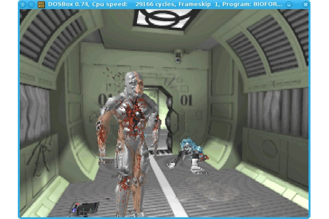 Good Old Games - Bioforge - PlayOnMac - Run your Windows ...