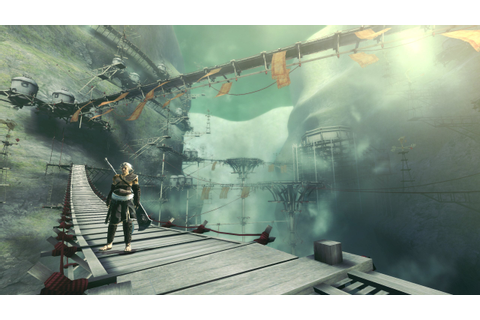 [Video Game Review]: NieR | The Geek Clinic