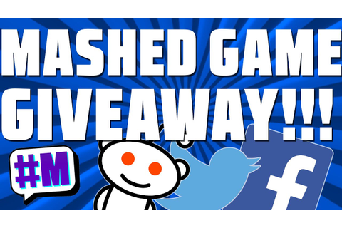 MASHED GAME GIVEAWAY!!! - YouTube