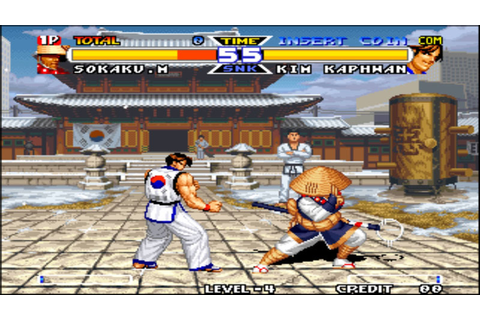 Real Bout Fatal Fury Special Play Online | Seek Education
