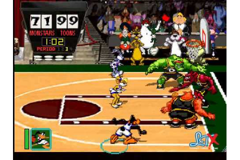 Space Jam (Video Game) 3rd Quarter - YouTube