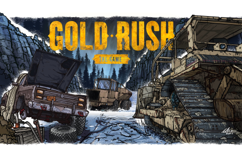 Gold Rush: The Game :: Gold Rush: The Game - Anniversary ...