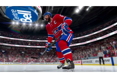 NHL 20 Features & Gameplay: Signature Shots, Celebrations ...