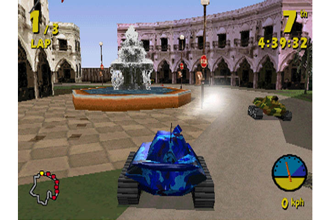 Tank Racer games pc