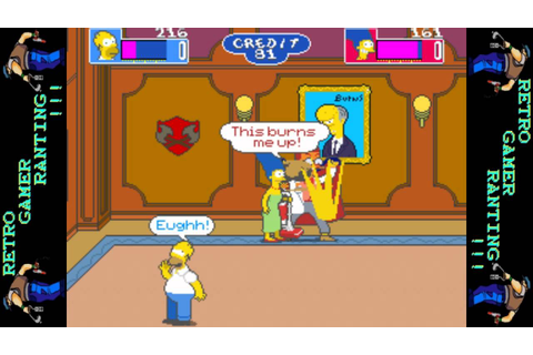 "Beat'em Up Brothers: The Simpsons Arcade Game Ep 5 ""Final ..."