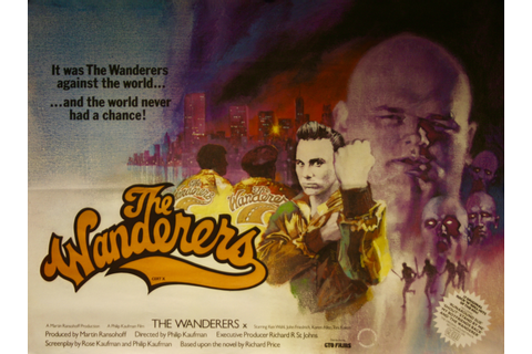 The Wanderers Movie Poster