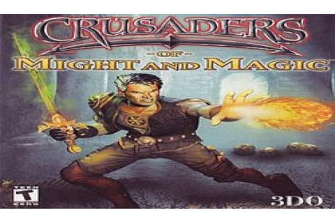 Latest Crusaders of Might and Magic News | GAMERS DECIDE