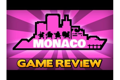 Monaco - Game Review - YouTube