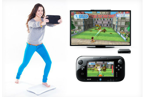 Wii Fit U full game free pc, download, play. Wii...