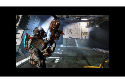 Dead Space 3 Marauder Pack - YouTube