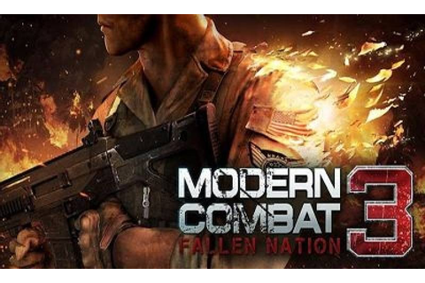 Modern Combat 3 Fallen Nation Full APK android Download
