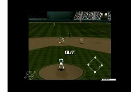 World Series Baseball 2K2 Dreamcast Gameplay_2001_08_03_2 ...