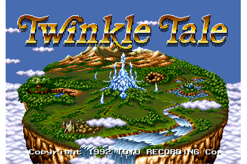 Twinkle Tale English Translation Patch by MIJET