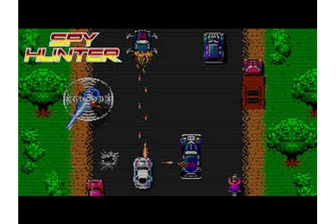 Spy Hunter Arcade Gameplay. - YouTube