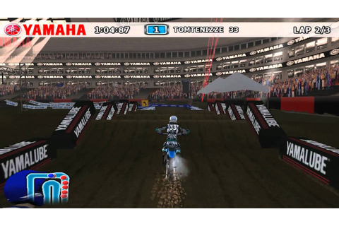 Yamaha Supercross 1080p - YouTube