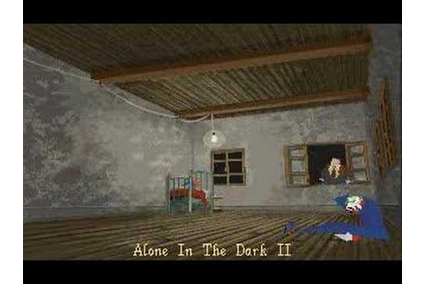 Alone in the Dark 2 - Intro - YouTube