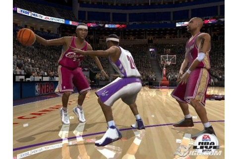 NBA Live 2005 Review - IGN