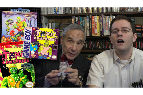 Toxic Crusaders - Angry Video Game Nerd - Episode 111 ...