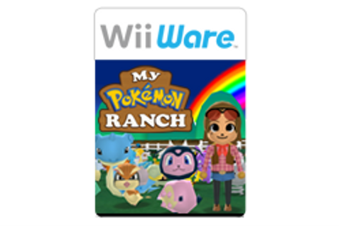 My Pokémon Ranch | Pokémon Video Games