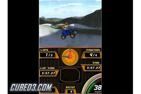 ATV Quad Frenzy (Nintendo DS) Review - Page 1 - Cubed3