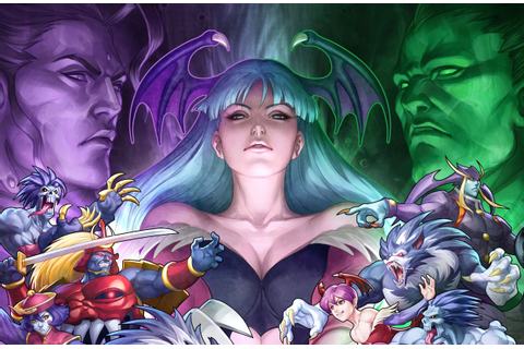Darkstalkers Deserves Better, Capcom: Why Resurrection ...