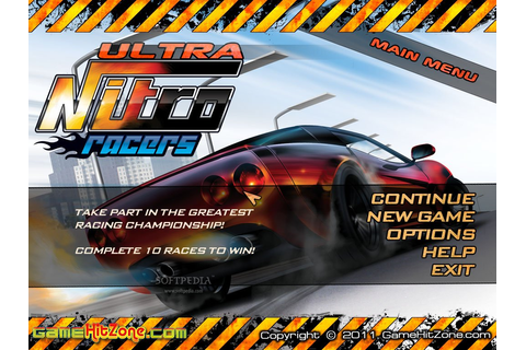 Dream Games: Ultra Nitro Racers
