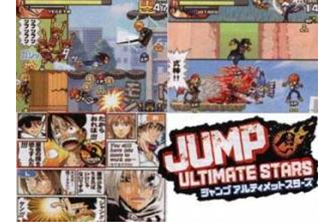 Game Classification : Jump Ultimate Stars (2006)