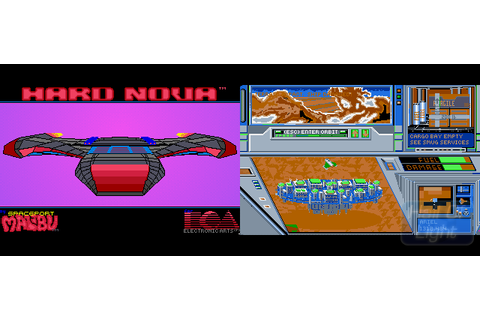 Hard Nova : Hall Of Light – The database of Amiga games