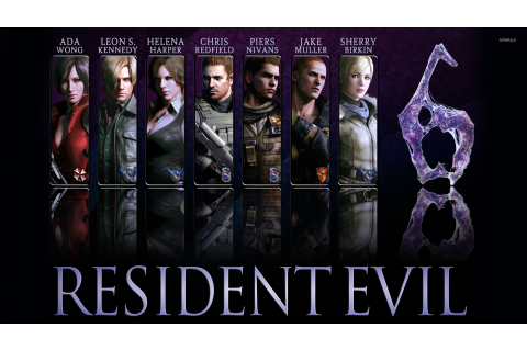 Resident Evil 6 [2] wallpaper - Game wallpapers - #20865