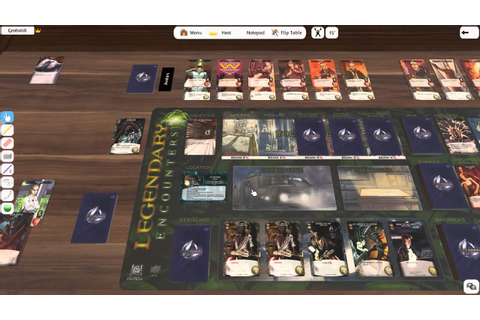 Boardgame Night - Legendary Encounters: The Alien Deck ...