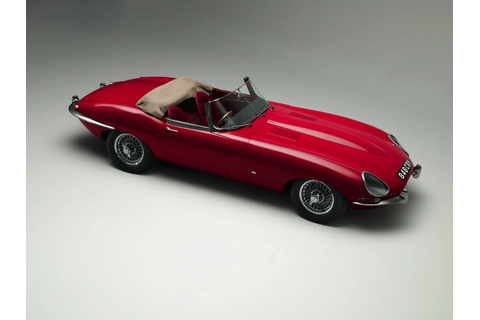 1961→1964 Jaguar E-Type 3.8 Roadster - Supercars.net
