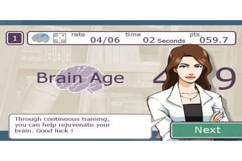 5 brain training games to get you thinking