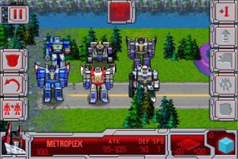 Transformers G1 Awakening Review | TouchArcade