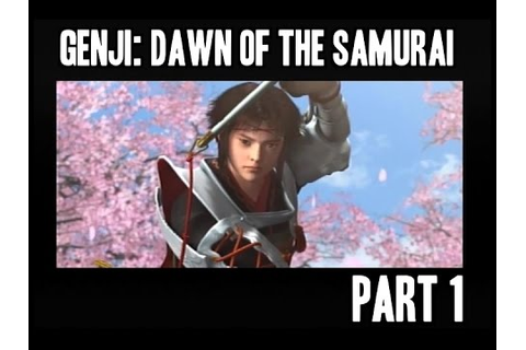 Genji: Dawn of the Samurai - Full Playthrough Part 1 - YouTube