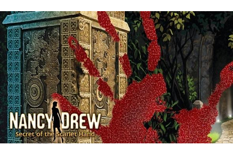 Acheter Nancy Drew: Secret of the Scarlet Hand clé CD ...