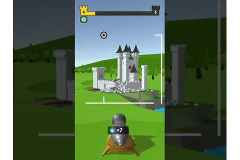 Castle Wreck Voodoo IOS Gameplay - YouTube