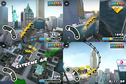 3D Rollercoaster Rush New York v1.5 APK | Android Games ...