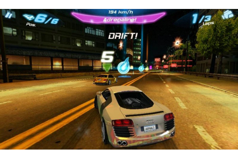 Asphalt 6 Adrenaline MAC Game Free Download ~ Full Games ...