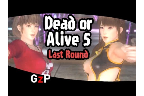 Dead or Alive 5 Last Round Official HD Game launch trailer ...
