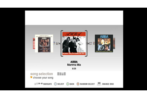 SingStar® ABBA® Game | PS2 - PlayStation