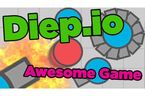 Diep.io - Awesome Game! - YouTube